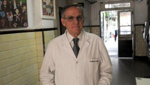 "Eduardo López: ""El sistema de terapia intensiva está tenso, pero no está colapsado"""