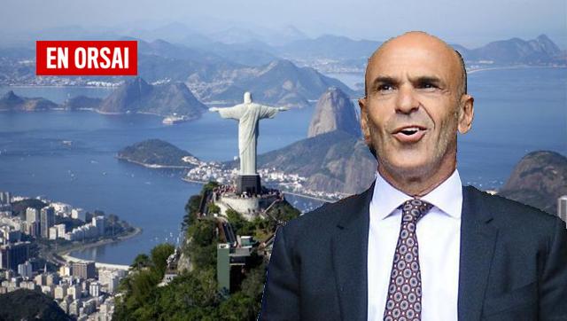La familia de Arribas se fue a Brasil y crecen los rumores sobre la partida del ex titular de la AFI