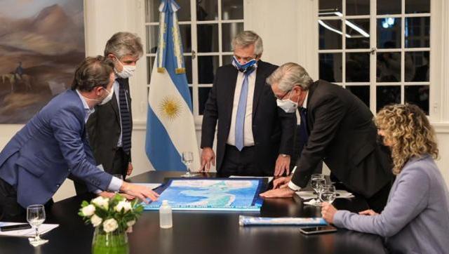 El Gobierno avanza en su estrategia por los derechos soberanos sobre Malvinas