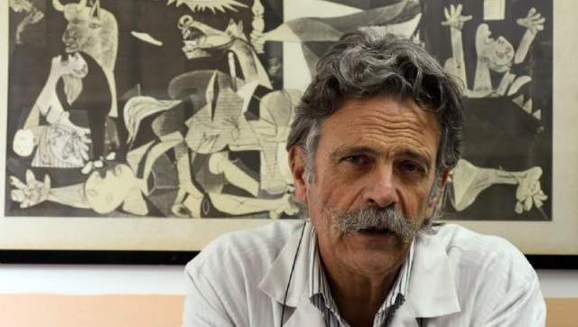 """Tomás Orduna: """"Tendremos dos semanas en la misma situación y con los ojos puestos en terapia"""""""