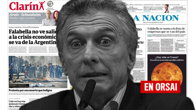 Clarín y La Nación cargan por el cierre de Falabella, pero lo había adelantado en 2019