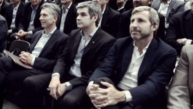 Otra denuncia contra Macri, Peña Braun y Frigerio por millonaria estafa al Estado