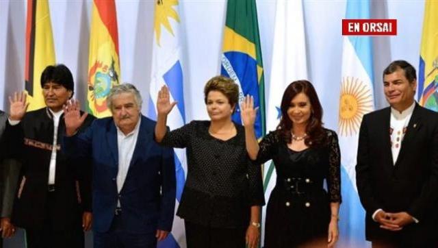 Firmas por la Democracia en Ecuador encabezadas por Cristina Fernández de Kirchner