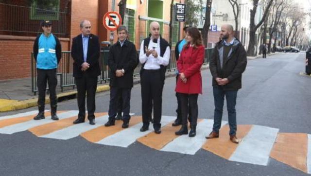 """Larreta destinó 456millones para la """"Demarcación Horizontal en calles, avenidas y cordones"""""""