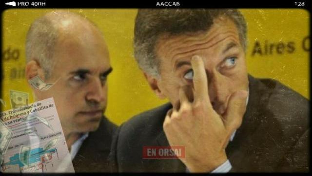 Macri y Larreta son socios en un negociado multimillonario en la ciudad
