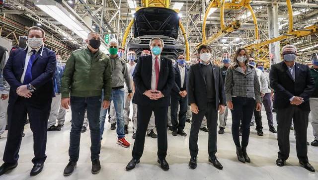 VW realizó la presentación a nivel global de su nuevo modelo Taos que se fabricará en Argentina