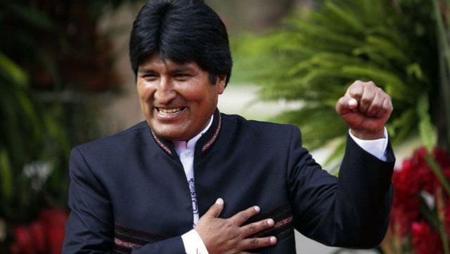 """Evo Morales: """"Estoy convencido que vamos a ganar por más del 50%"""""""