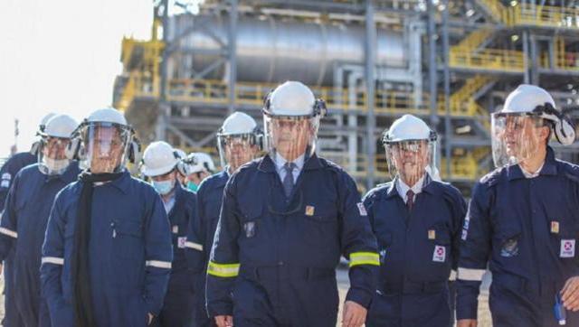 El Presidente anunciará el nuevo plan de producción de gas natural en Vaca Muerta