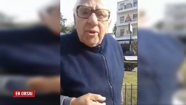El mensaje del abuelo peronista a los jóvenes militantes que se viraliza en las redes