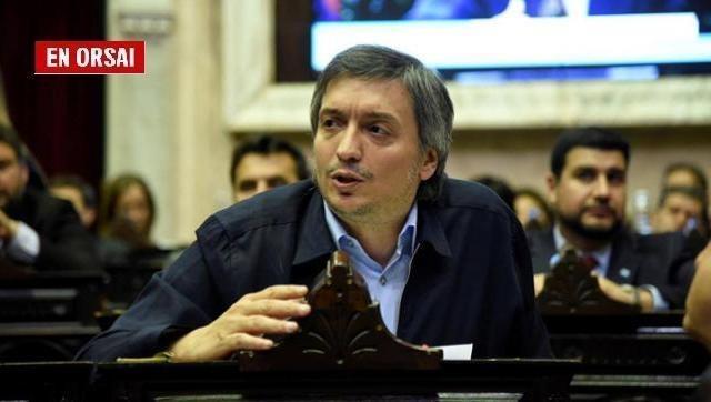 Máximo Kirchner hizo un llamado a los mercados