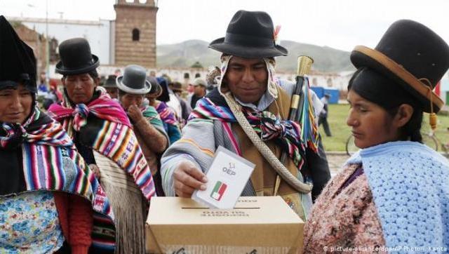 Se juega el futuro, no solamente el de los bolivianos sino también el de América Latina