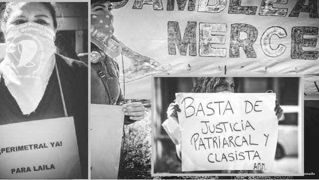 La Asamblea de Mujeres Mercedinas pide perimetral para una víctima de abuso