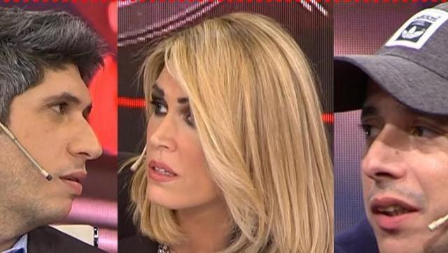 Pablo Caruso cruzó a Viviana Canosa y a El Dipy y los dejó sin argumentos