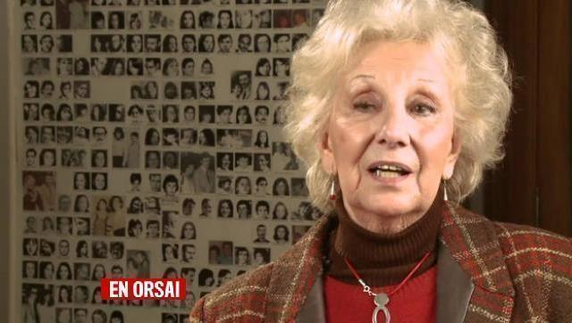 Estela de Carlotto cumple 90 años: