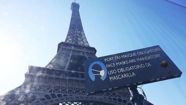 Corona virus: Toque de queda para 46 millones de personas en Francia