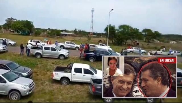 En primera persona: así se vive en Santa Elena la disputa mafiosa del ex ministro de Macri