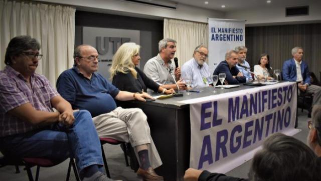 El Manifiesto Argentino ante la violencia oligárquica en Entre Ríos
