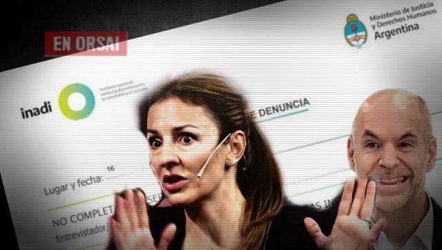 Todas las razones de la denuncia de UTE a Soledad Acuña ante el INADI
