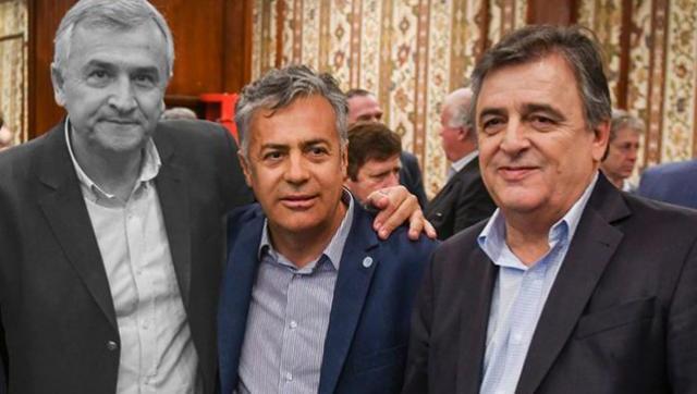 Enojito de Cambiemos con Morales por acompañar el aporte a los megamillonarios