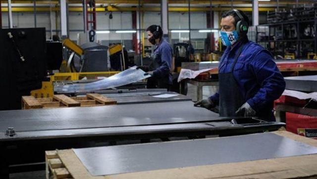 La actividad económica repuntó por quinto mes consecutivo