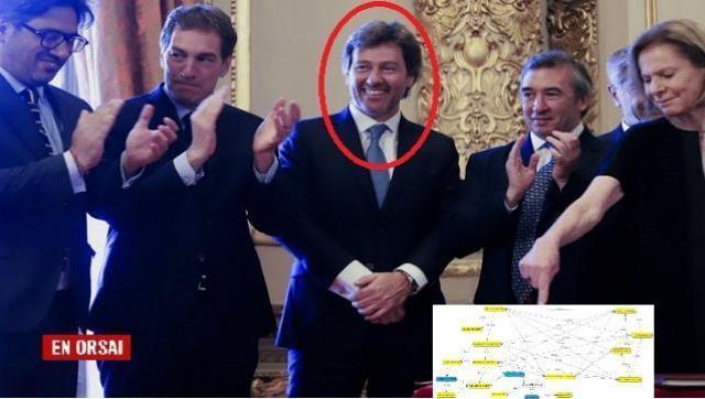 """El """"apretador"""" de jueces de Macri fue designado Vicedirector del Instituto Superior de Seguridad Pública en CABA"""
