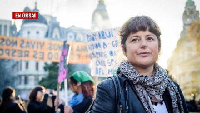 Escrachan a la familia de la Diputada Nacional Carolina Gaillard por su posición frente al #AbortoLegal