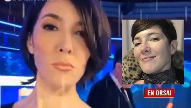 Cristina Pérez lanzó una fake news en el noticiero de Telefe