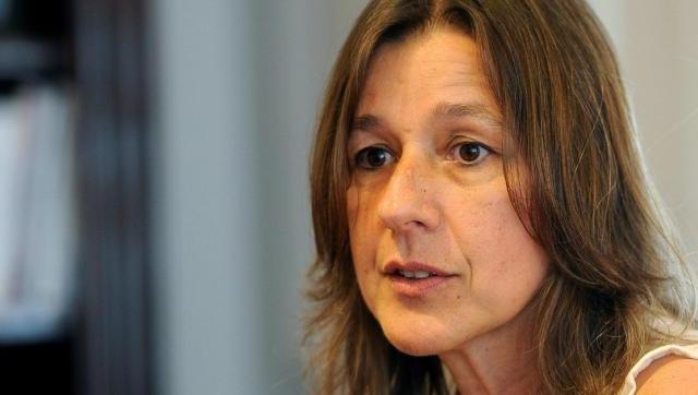 "Sabina Frederic: ""Le tuve que pedir a Santilli que deje de reprimir"""