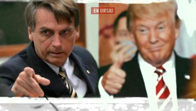 Efecto Trump: se teme lo que puede pasar en Brasil en 2022 si Bolsonaro pierde las elecciones