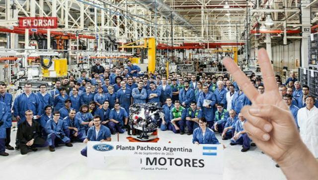Ford decidió concentrar la producción en la Argentina y perjudicó al Brasil de Bolsonaro