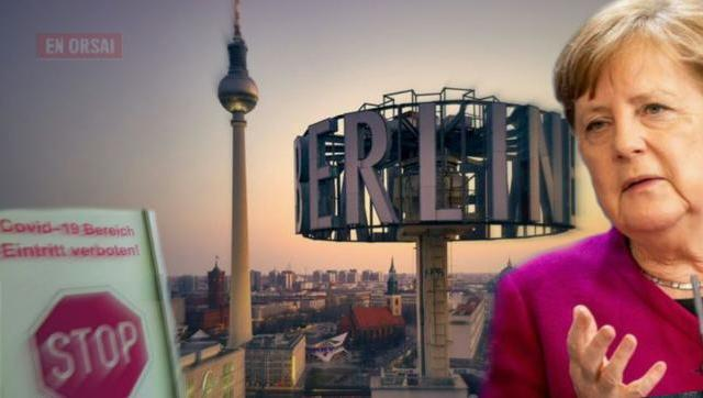 Cierran Berlín: