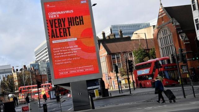 """""""El coronavirus se propaga sin control en Inglaterra"""", afirmó el jefe del Servicio Nacional de Salud de Británico"""