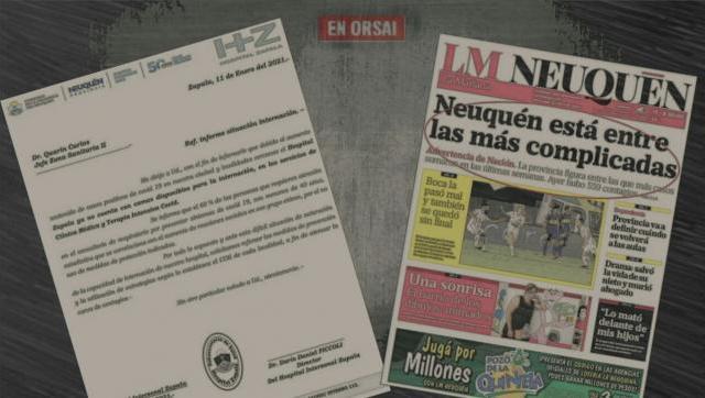 Temor al colapso: Neuquén le solicitó refuerzos sanitarios al gobernador Axel Kicillof