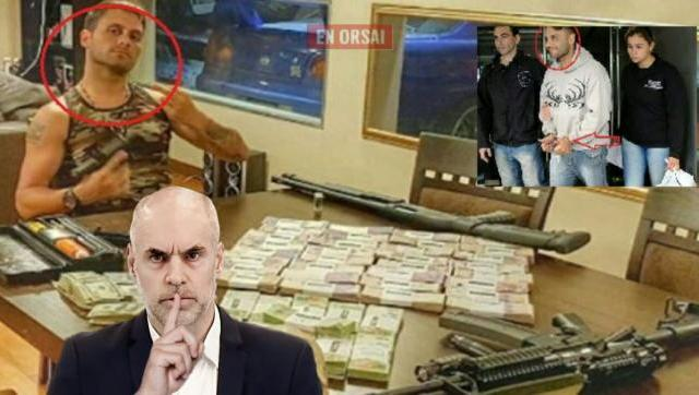 Mirá a quién le pagó Larreta, 5 millones de pesos por 100 metros de vereda