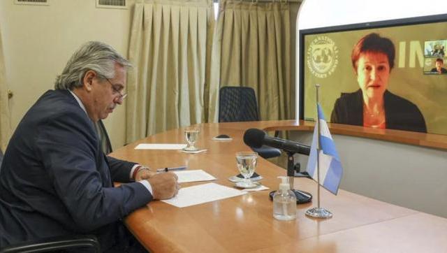 El FMI ratificó su compromiso de trabajar con la Argentina para la estabilidad y el crecimiento