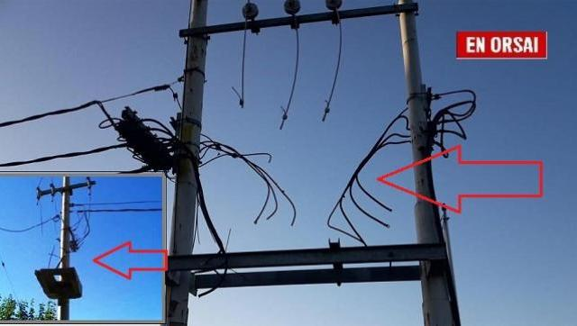 Por qué y para qué roban tantos transformadores en Mendoza