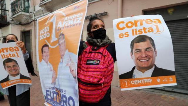 Todo lo que tienes que saber sobre las elecciones de Ecuador