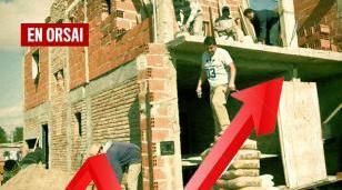 Se recupera: la construcción subió 0,7% en enero y en el sector son optimistas