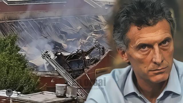 """Familiares de víctimas de Iron Mountain: """"El Gobierno de Macri es responsable"""""""