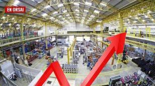 Industria tuvo el mejor cierre en tres años: la capacidad instalada aumentó casi al 60%