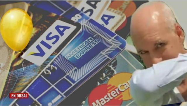 Los porteños hacen menos compras con tarjeta a causa del impuestazo de Larreta