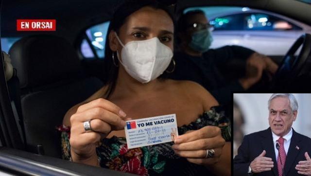 La polémica: en Chile 37.000 personas recibieron la vacuna contra el corona virus antes de tiempo