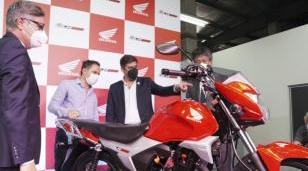 Inversiones: Honda producirá una nueva moto en la Argentina