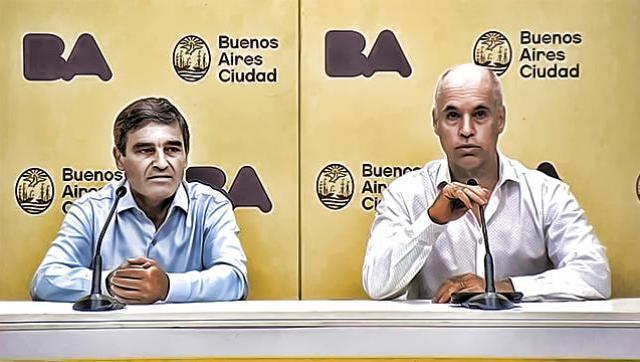 Larreta y Quirós sólo vacunaron a la mitad de los trabajadores de salud porteños