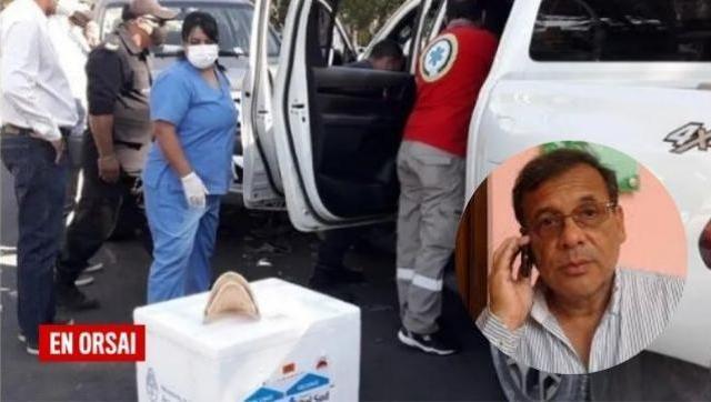 En Corrientes fueron vacunados militantes y funcionarios de Juntos por el Cambio