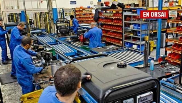 Informe UIA: La producción industrial creció 5,4% en enero y sumó su tercer mes en alza