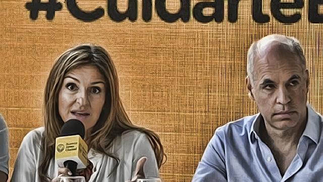 """Feroz ataque de Acuña al docente fallecido por Covid: """"Fue un solo día"""" a trabajar"""