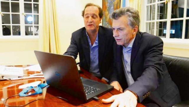 Macri presiona a la Justicia para que se oculten los ingresos a la Rosada y Olivos