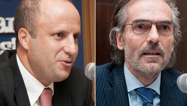Recusarán a Borinsky y Hornos, los jueces que jugaban paddle en Olivos con el ex presidente