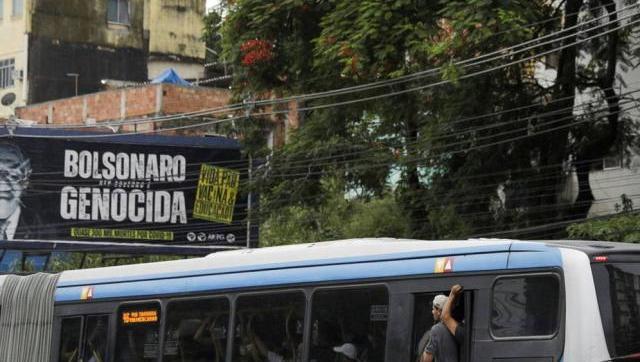 Brasil vuelve a batir récord de muertes diarias por covid-19 con casi 4.200 fallecidos